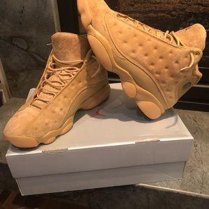 Air Jordan 13 wheat size 12